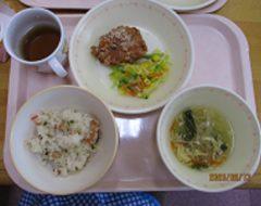 美味しかった学校給食試食会!